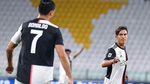 Paulo Dybala eleito melhor futebolista em Itália, Ronaldo fora dos ...