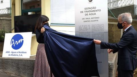 Governo Regional homenageia Simões Duarte — DNOTICIAS.PT
