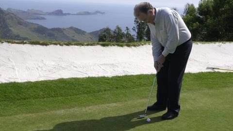 Campo de Golfe do Santo da Serra - 2003