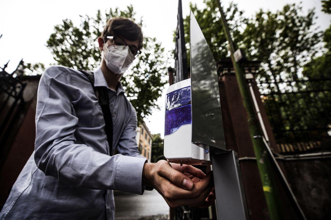 Itália regista 1.640 novos casos e 20 mortes nas últimas 24 horas